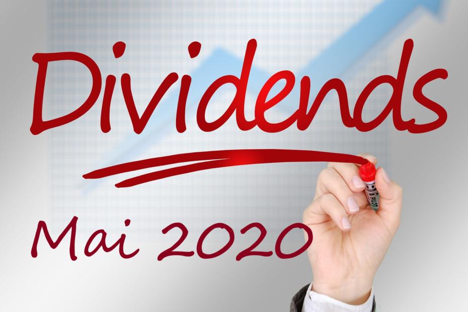 Dividenden Mai 2020