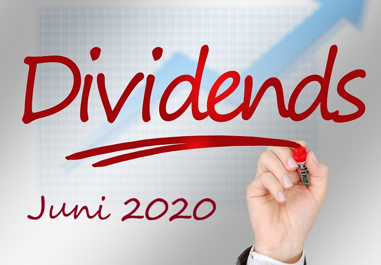 Dividenden Juni 2020